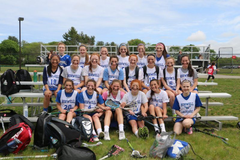 norwell girls Wellesley — it wasn't supposed to end this way for the newburyport girls lacrosse team.